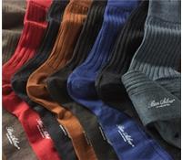 Short Wool Dress Socks
