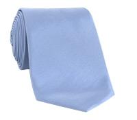 Mogador Silk Solid Signature Tie in Delft