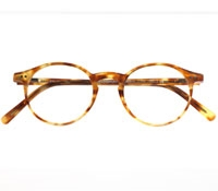 Classic P3 Frame in Antique Tortoise