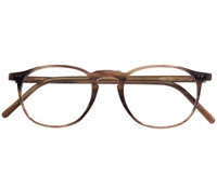 Timeless Semi-Square Frame in Eggplant