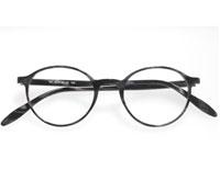 Silver Line Slender P3 Frame in Black