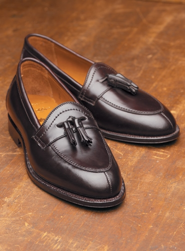 Alden Cordovan Tassel Loafers