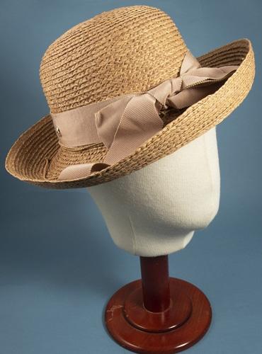 Ladies Newport Hat in Nougat