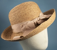 Ladies Newport Hat in Nougat