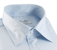Classic Blue Twill Kelly Collar