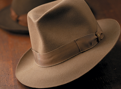 Our History: Hats