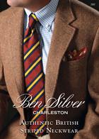 Authentic British Striped Neckwear Catalog