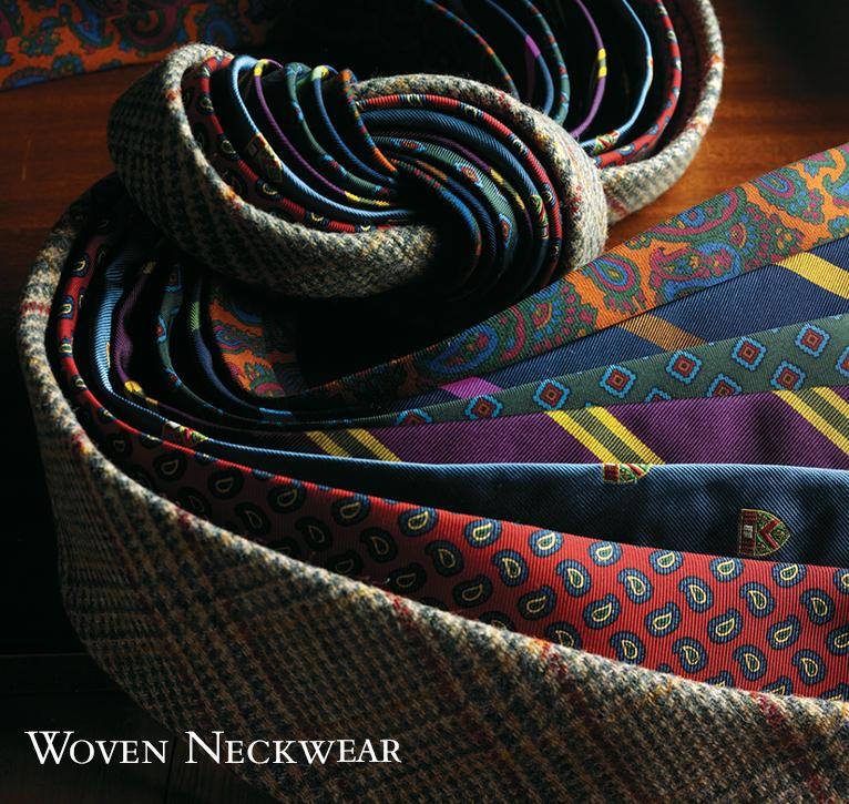 Woven Neckwear