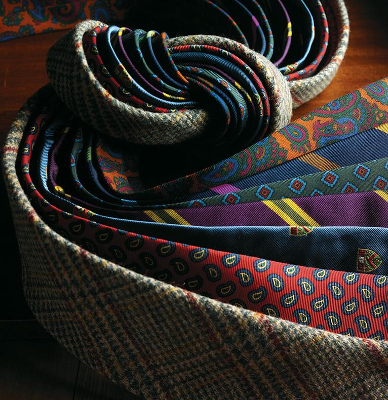 Ben Silver Ties-Always In Style