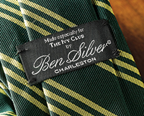 Ivy Club Label.