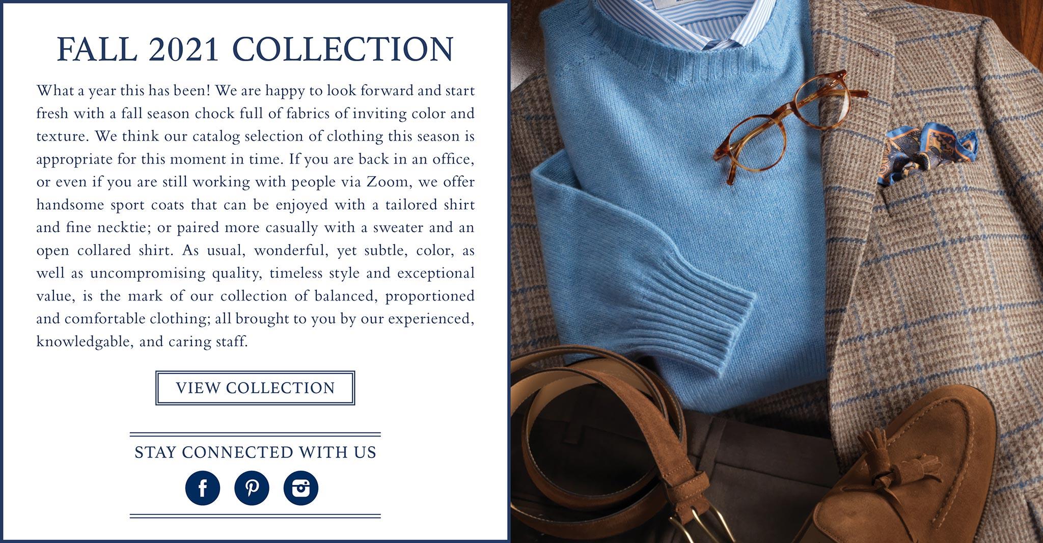 Shop Early Fall 2021 Catalog