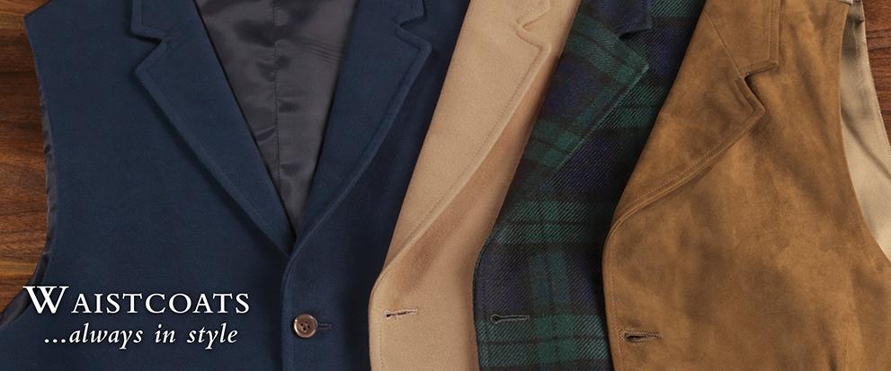 Waistcoats...always in style