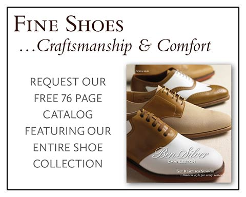 Request our Fine Shoe Catalog