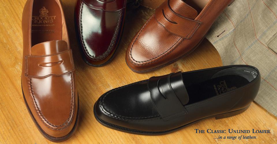 Ben Silver Shoe Collection