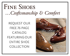 Request our Fine Shoe Catalog