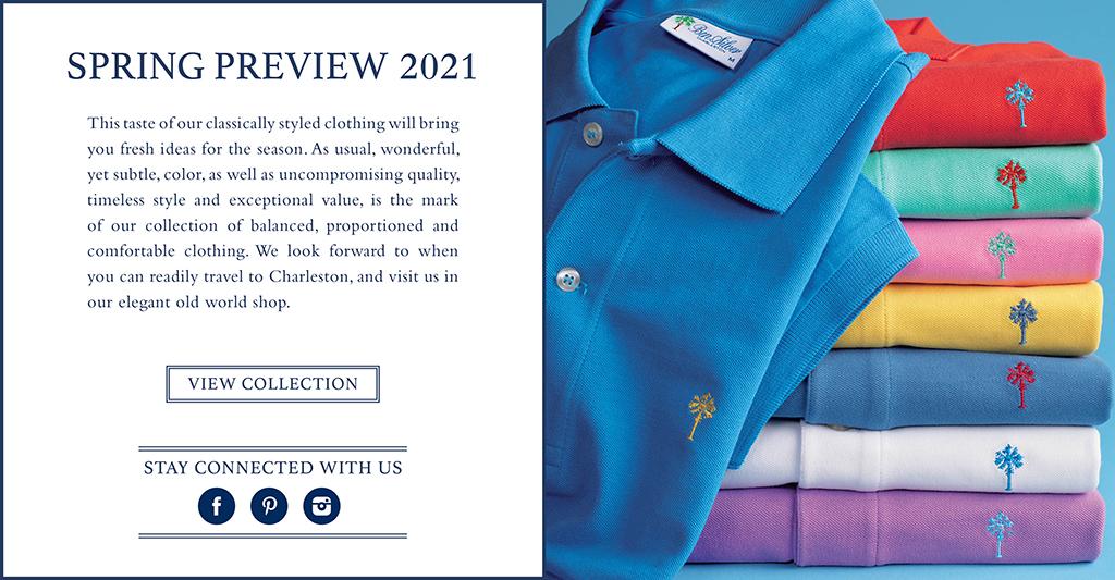 Shop Spring Preview 2021
