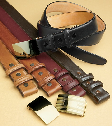 Belts & Leather Goods