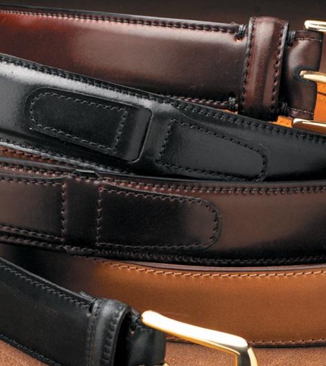 Cordovan Belts