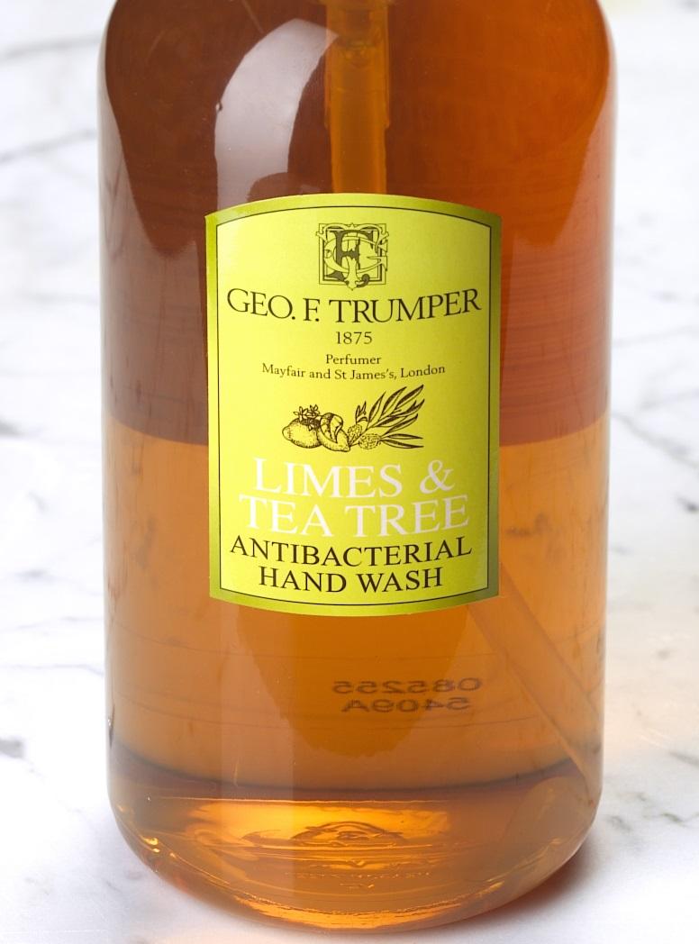 Limes Antibacterial Hand Wash