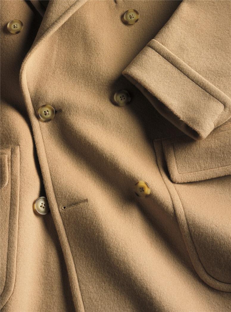 Camelhair Polo Coat