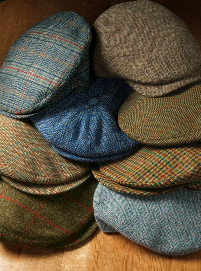 Wool Helmsley Glen Plaid Cap