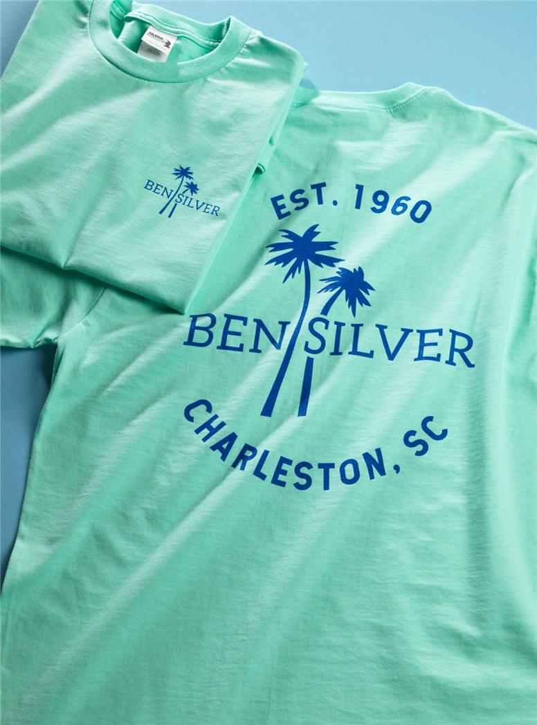 Ben Silver T-Shirt