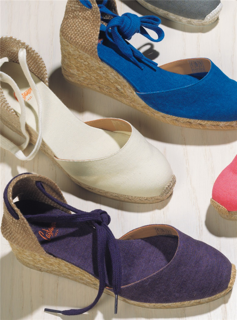 Ladies Espadrilles