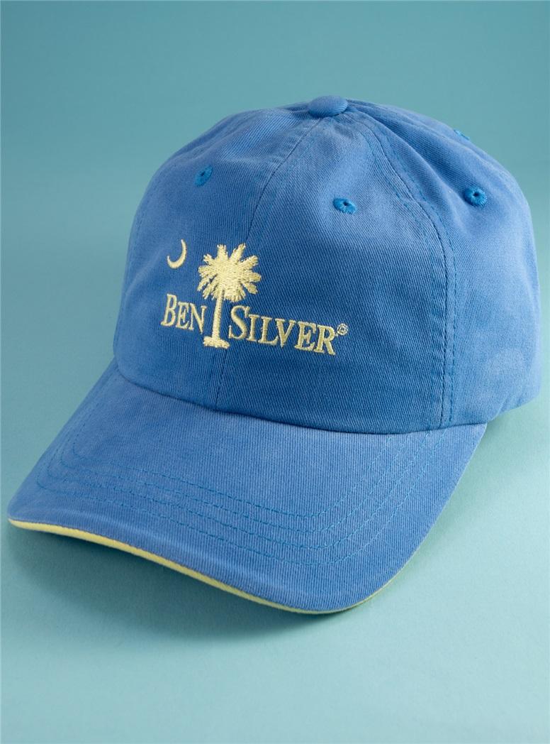 Blue Ben Silver Cap