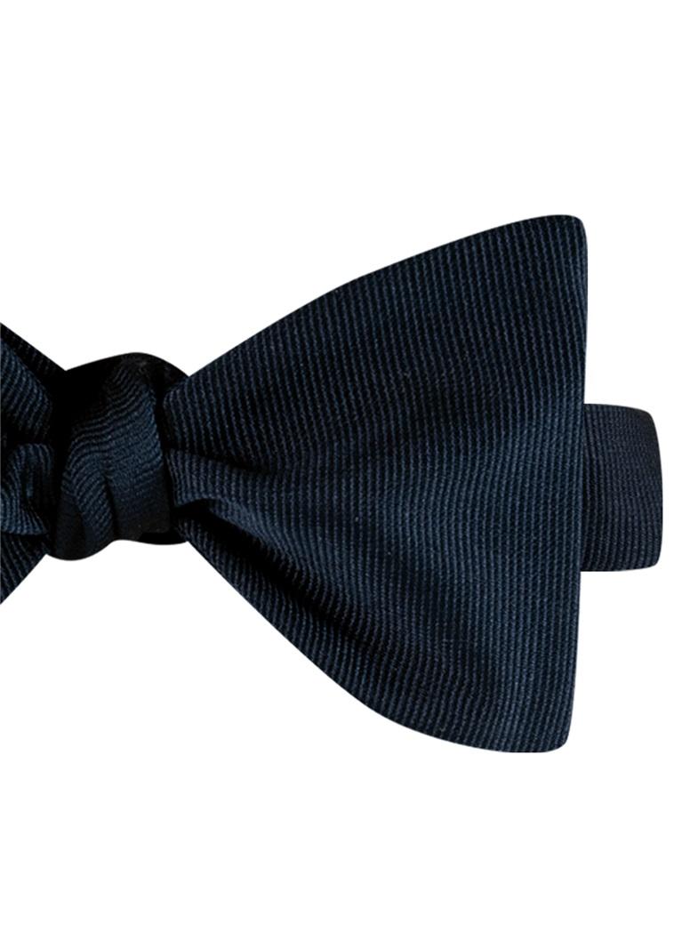 Faille Bow Navy