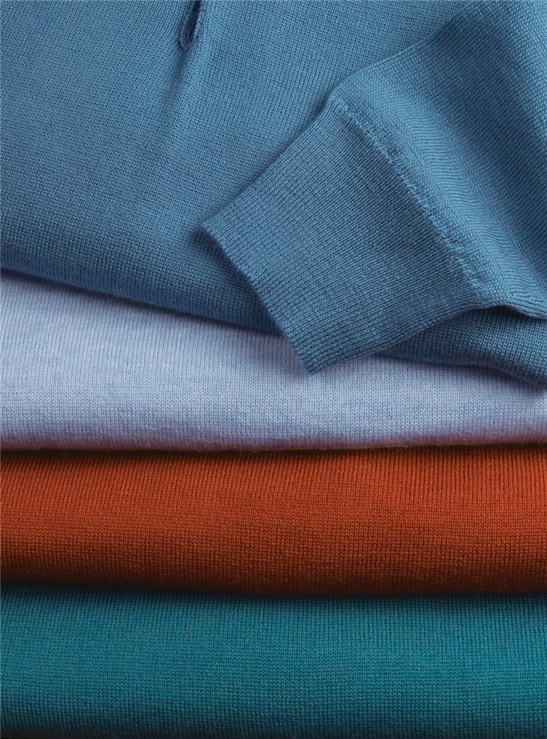 Merino Polo Sweaters