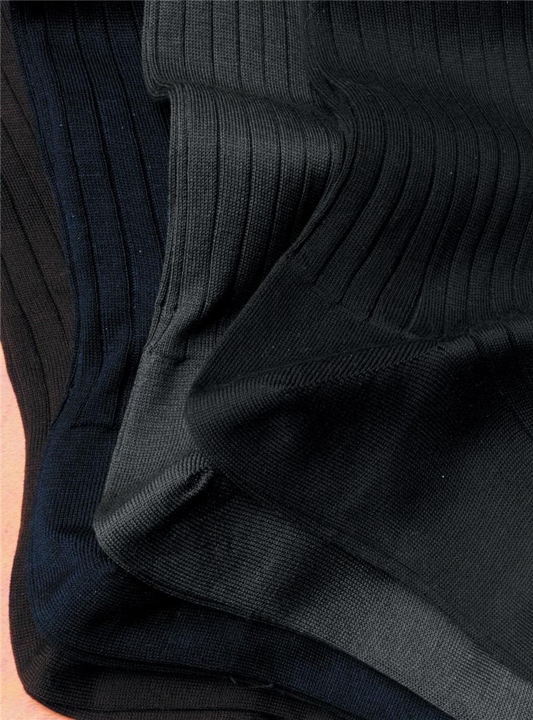 Short Cotton Dress Socks