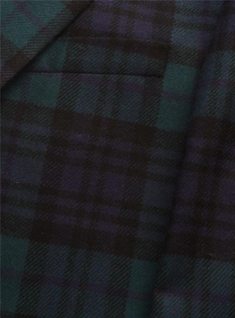 Wool Black Watch Jacket