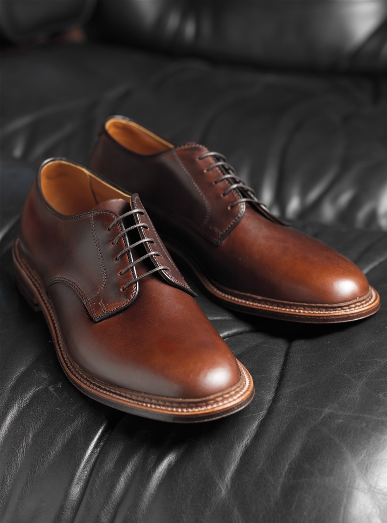 The Alden Chromexcel Blucher