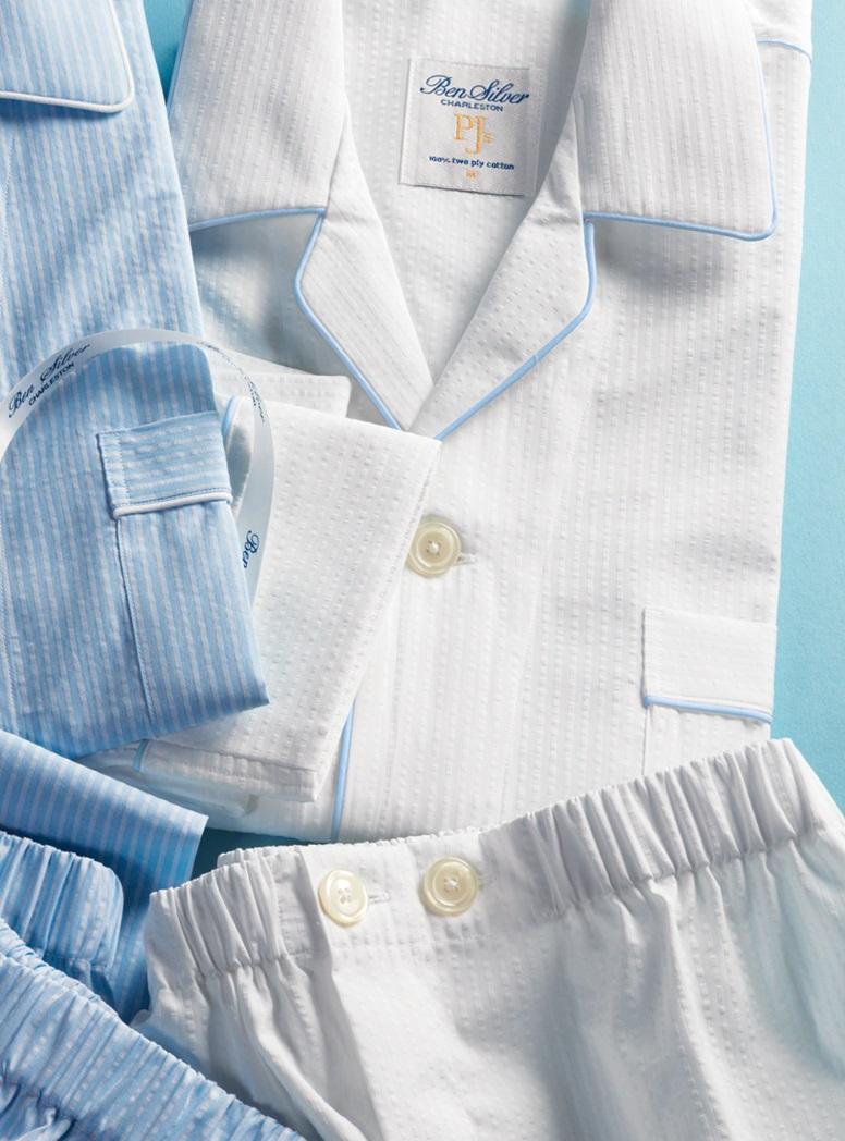 Seersucker Pajamas