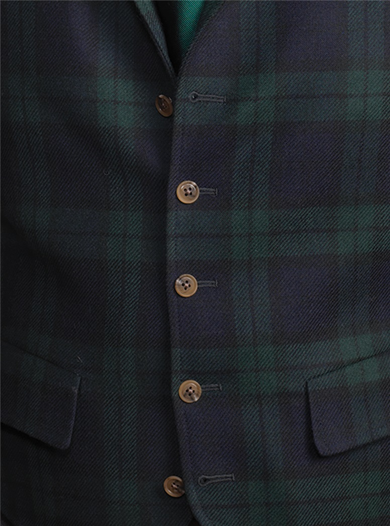 Waistcoat Black Watch