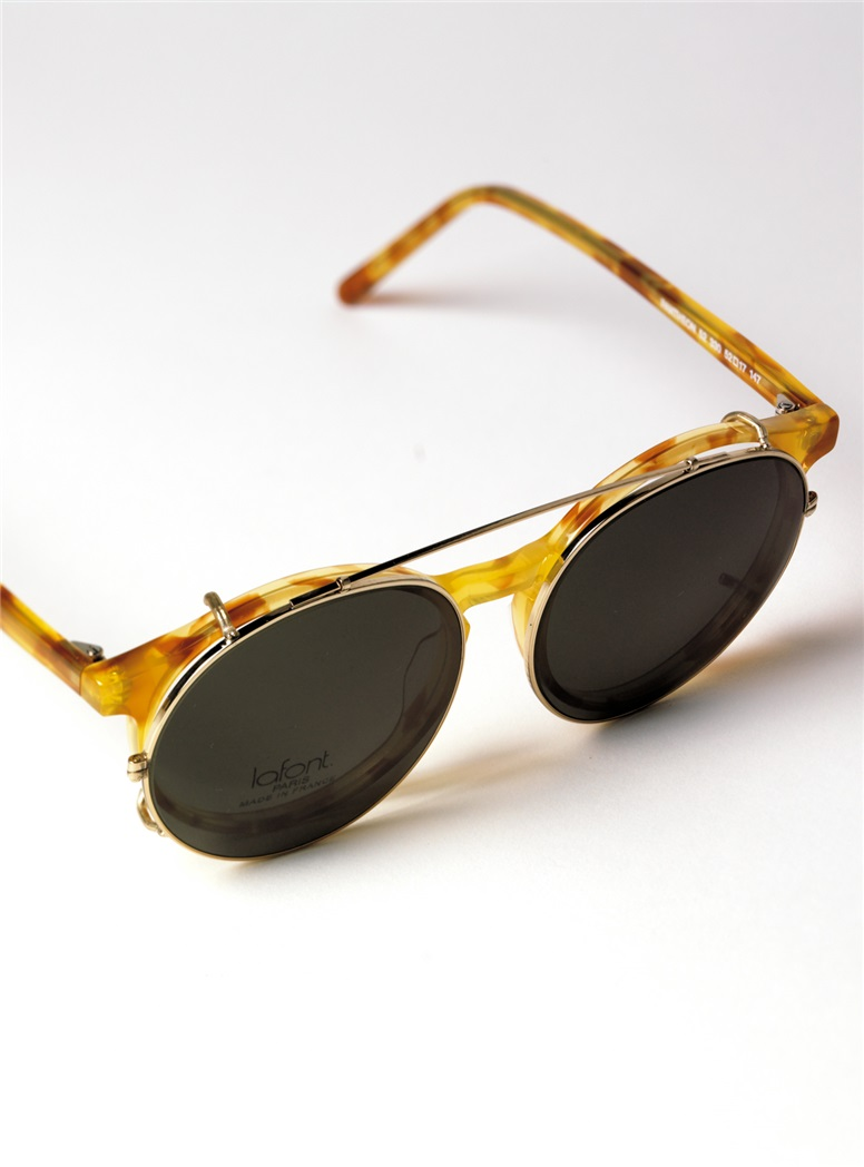 Clip-on Sunglasses for Pantheon Frames