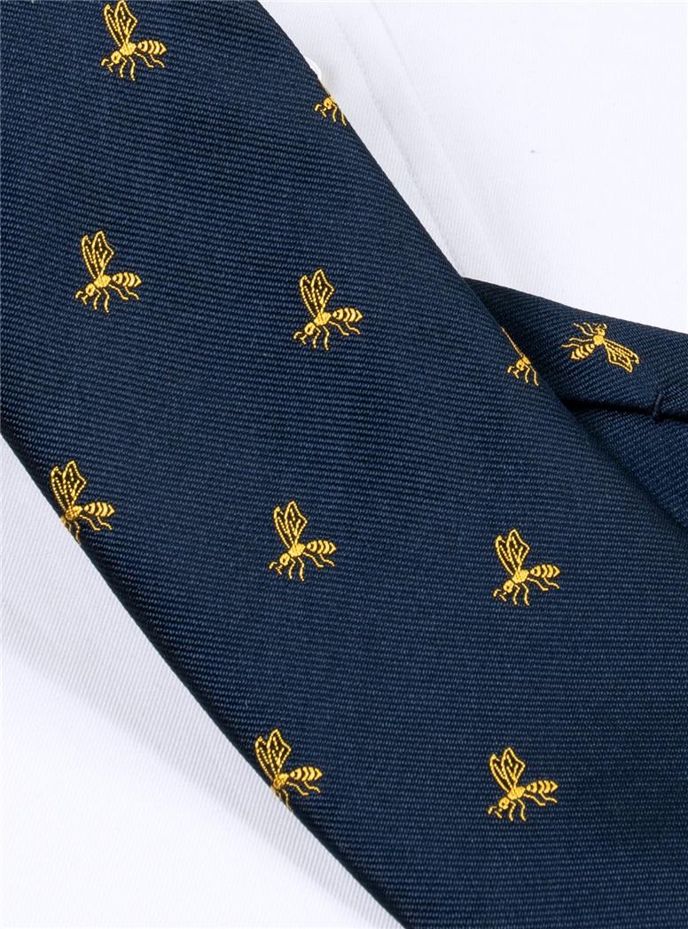 London Wasps Football Tie