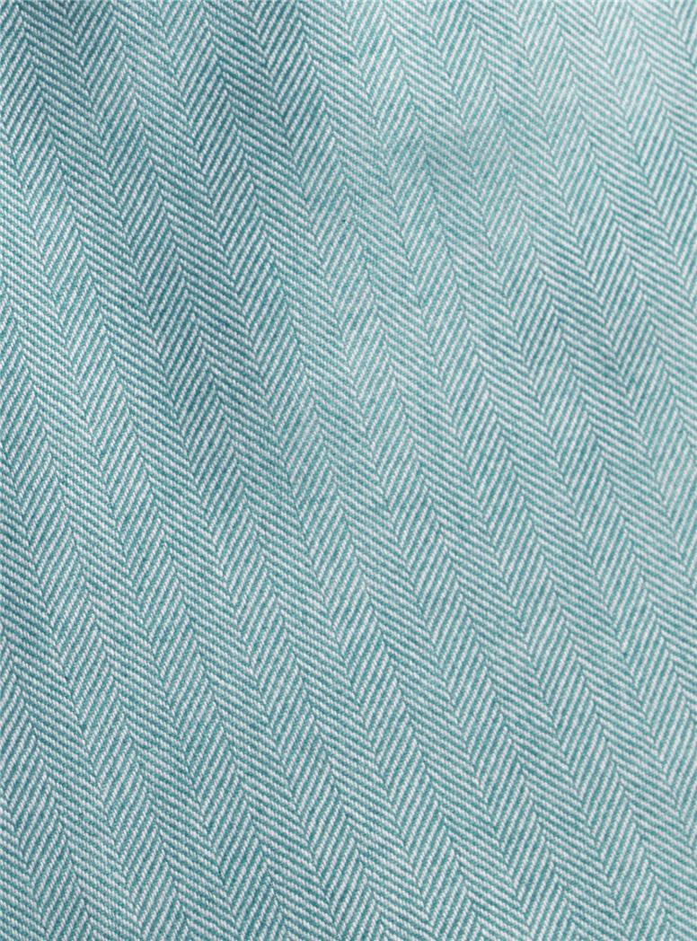 Silk and Cashmere Mint Sport Coat