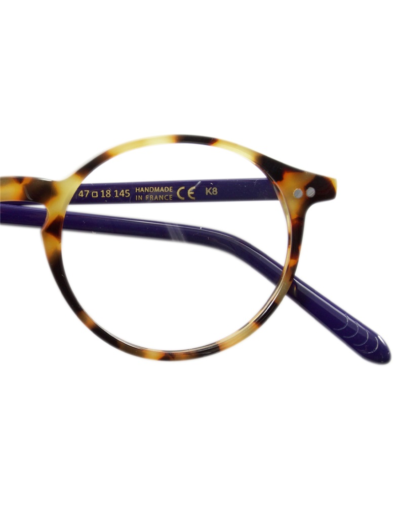 P3 Frames in Tortoise with Blue Temples