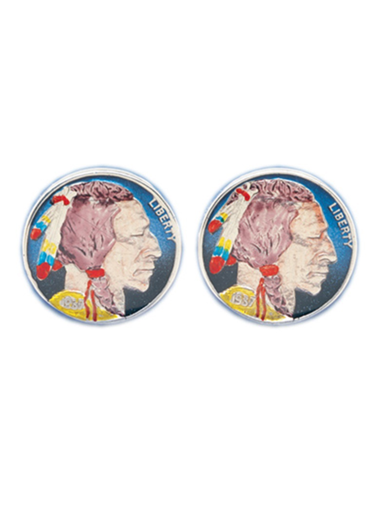 American Buffalo Nickel-Obverse