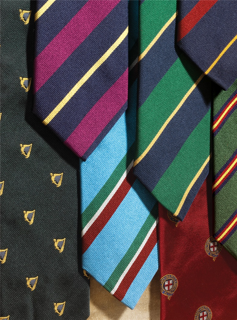 Cambridge Old Johnian Tie