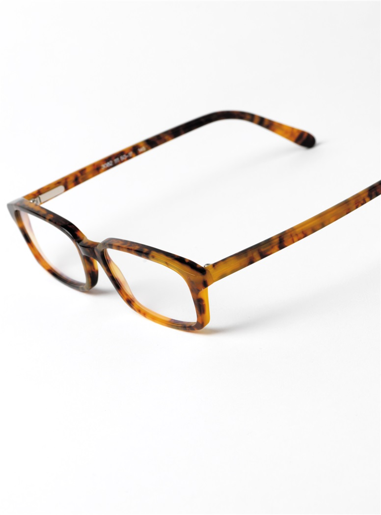 Slim Rectangular Frame in Mahogany