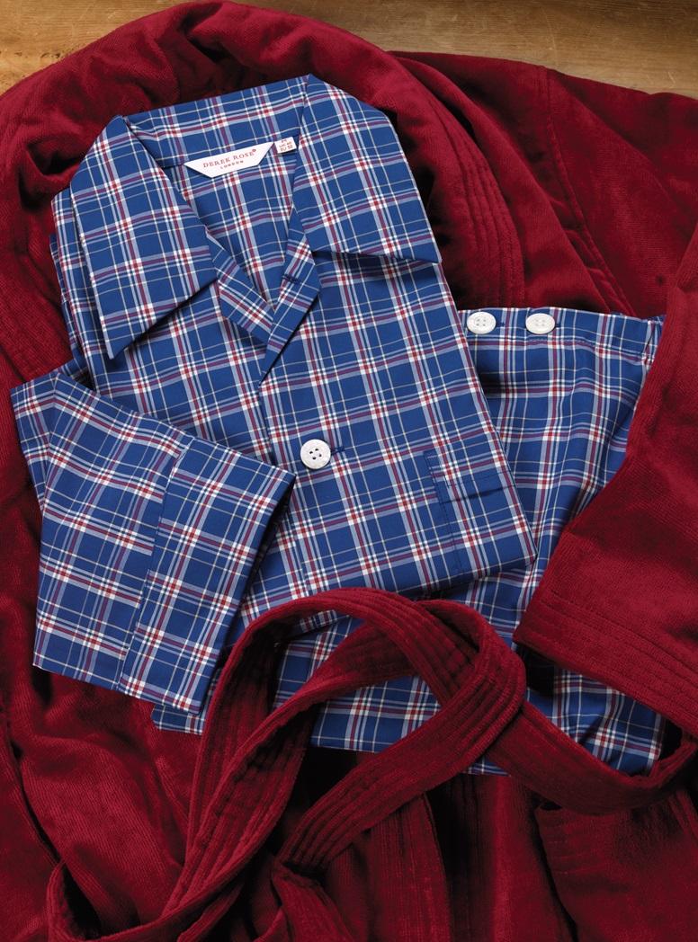 Cotton Velour Robes