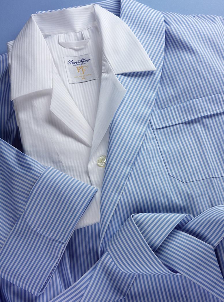 170's Shadow Stripe Pajamas