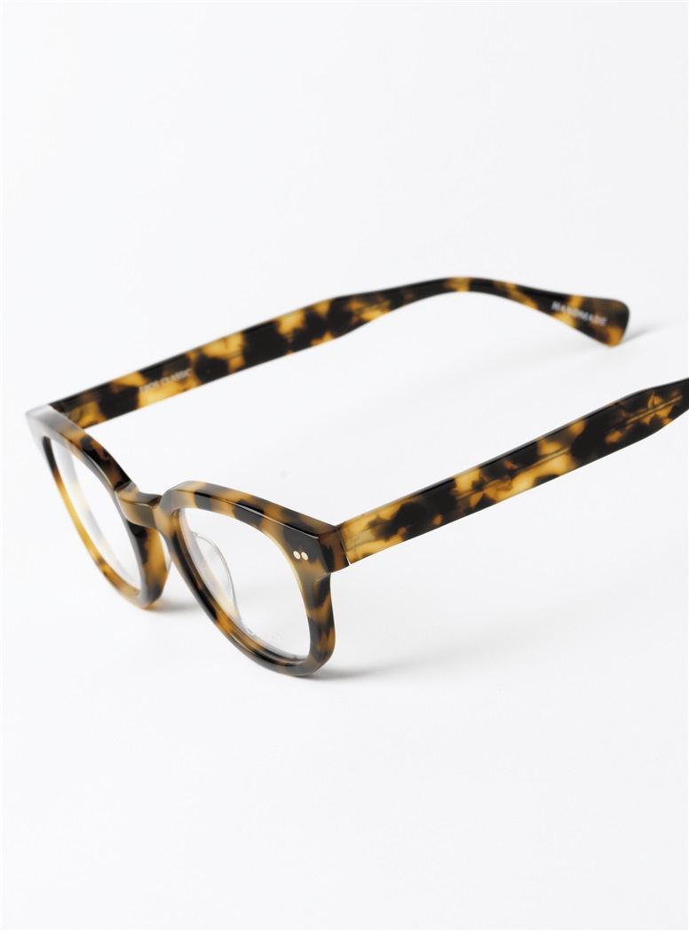 Bold Semi-Square Frame in Dark Tortoise