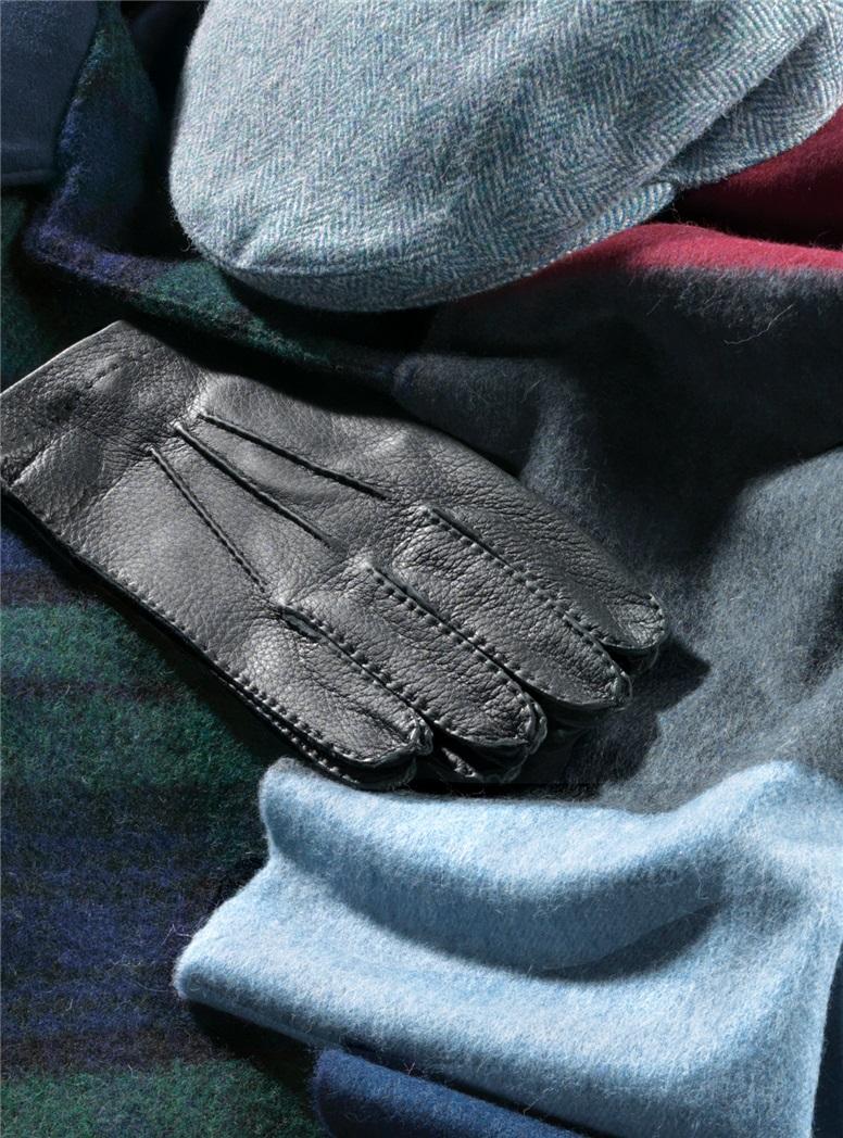Unlined Deerskin Gloves