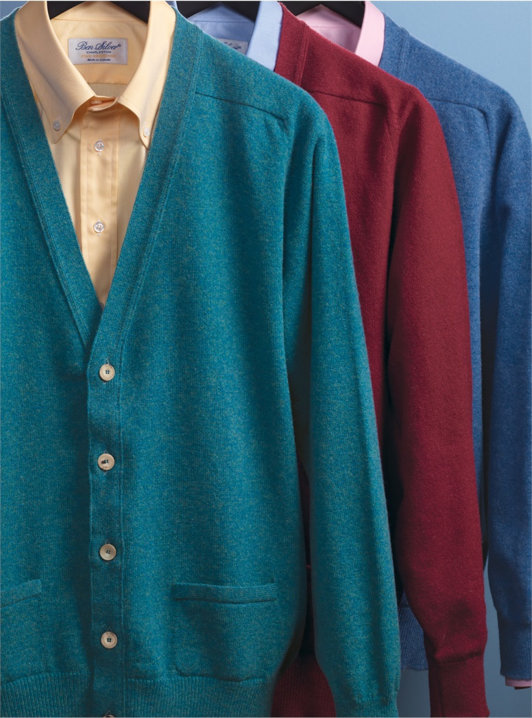 Lambswool Cardigan Sweaters