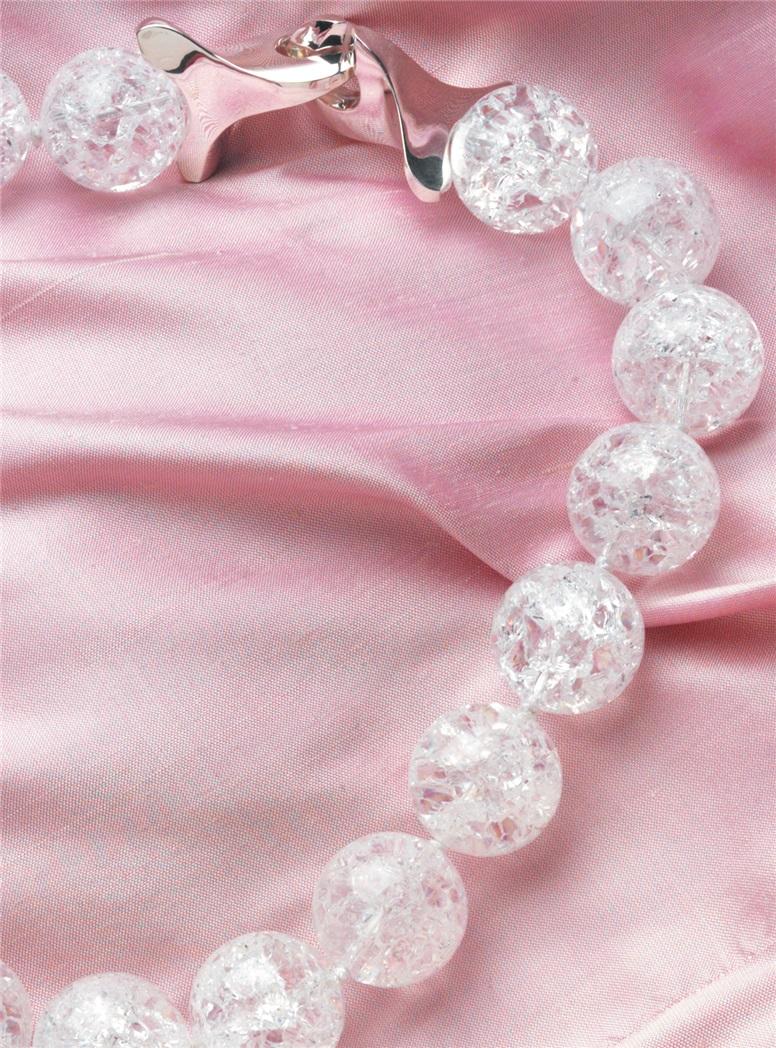 Crackled Necklace