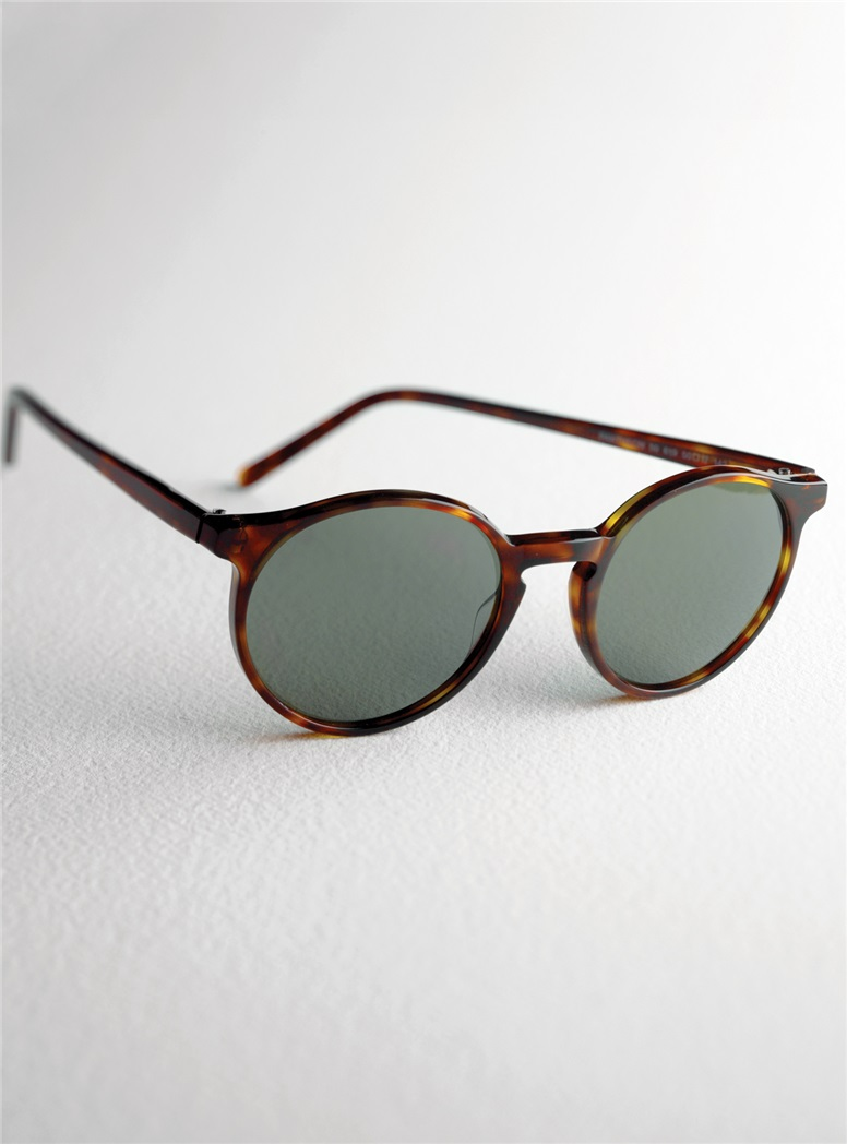Pantheon Sunglasses in Dark Tortoise