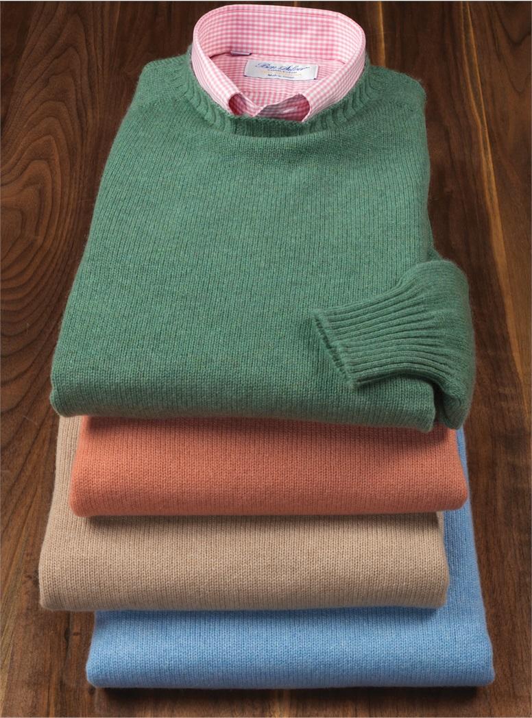 Cashmere Crewneck Sweaters